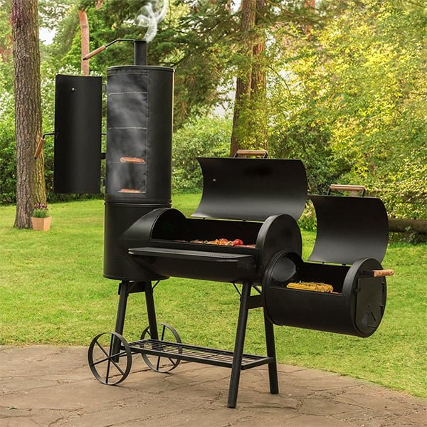 Klarstein-Monstertruck-Smoker-Grill-2