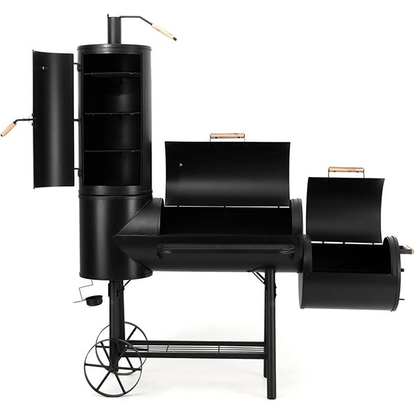 Klarstein-Monstertruck-Smoker-Grill-3