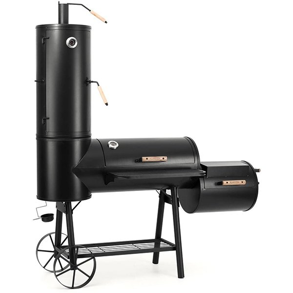 Klarstein-Monstertruck-Smoker-Grill